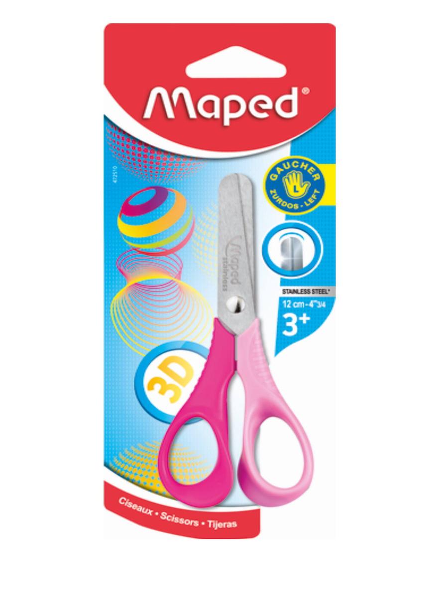 Ножницы Maped VIVO,12 см, детские для левшей #1