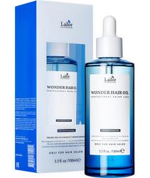 LADOR Увлажняющее масло для волос - восстановление блеска Wonder Hair Oil 100 мл. La'dor