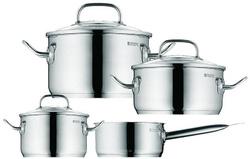 Комплект посуды для приготовления WMF, 4 предм.. Лучшая цена