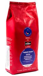 MIKO Diamant Rouge Кофе в зернах 1 кг. Arabica 100%. Зерновой кофе для кофемашины. Арабика Зерно 100%. Кофе в зернах