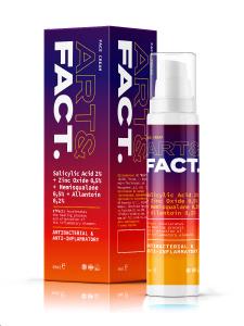 Крем-актив для проблемной кожи лица и точечного действия в борьбе с акне и воспалениями.. Вместе дешевле!