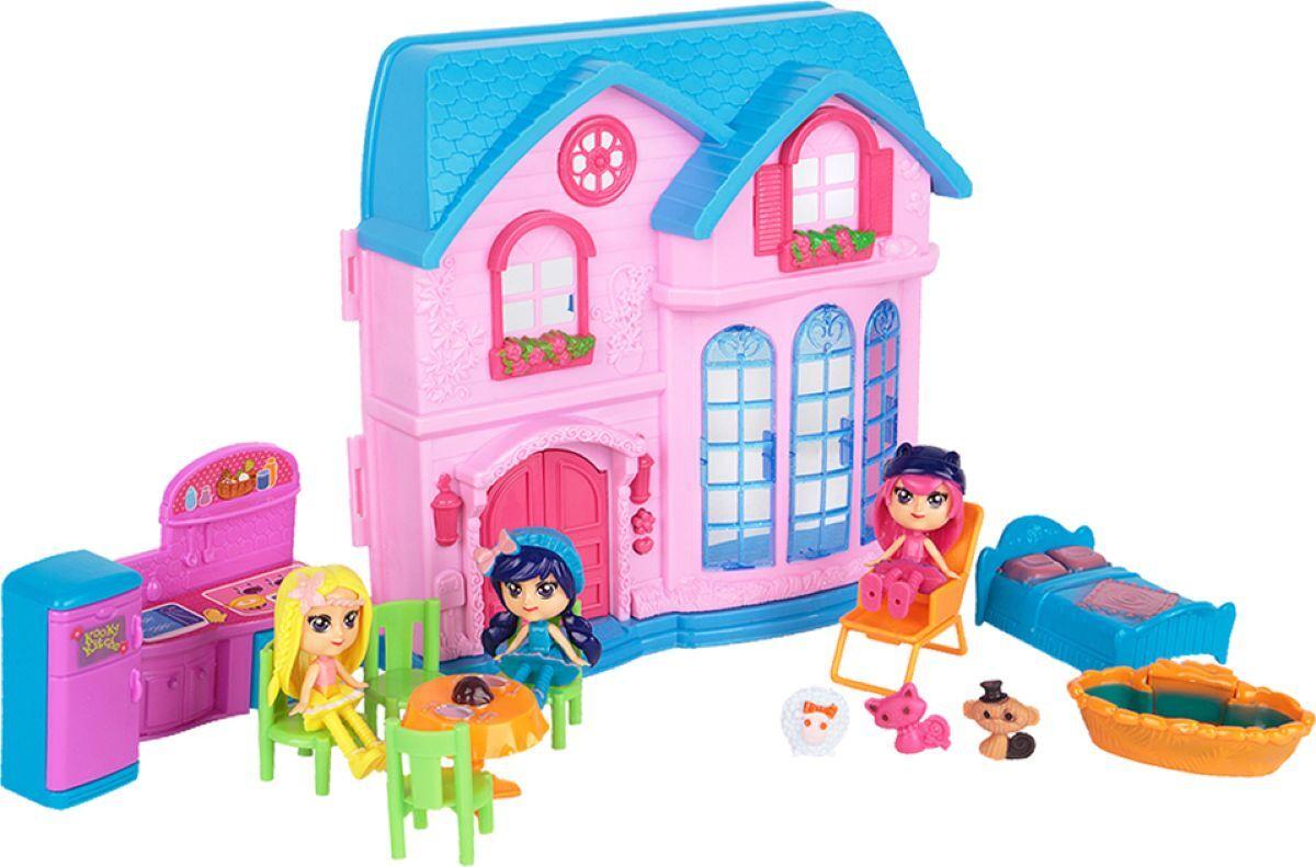 Игровой набор Игруша Sweet Family Home, HD-1486988