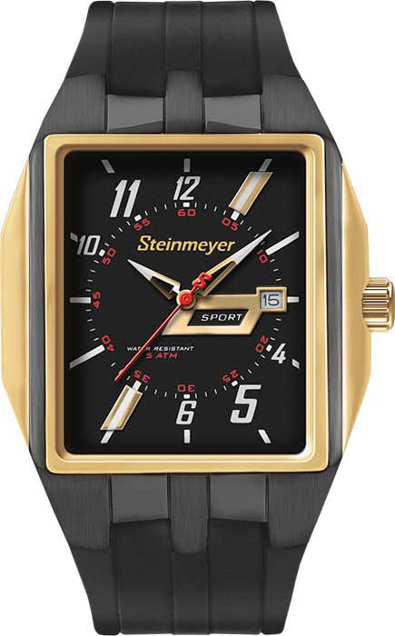 купить Наручные часы Steinmeyer S 311.83.21 по цене 4000 рублей