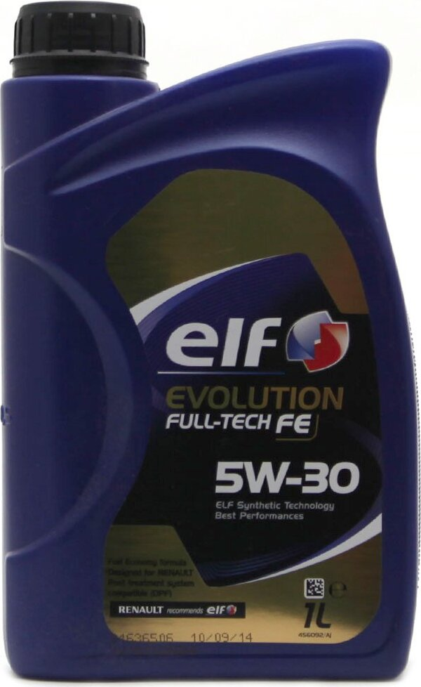 Масло моторное синт. Evolution Full-Tech FE 5W-30 DIESEL DPF 18B 1л