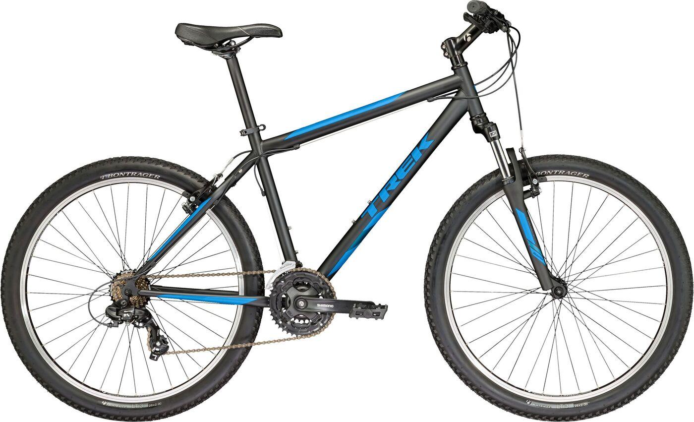 Велосипед TREK 820 2017 19 чёрный велосипед trek verve 1 2015