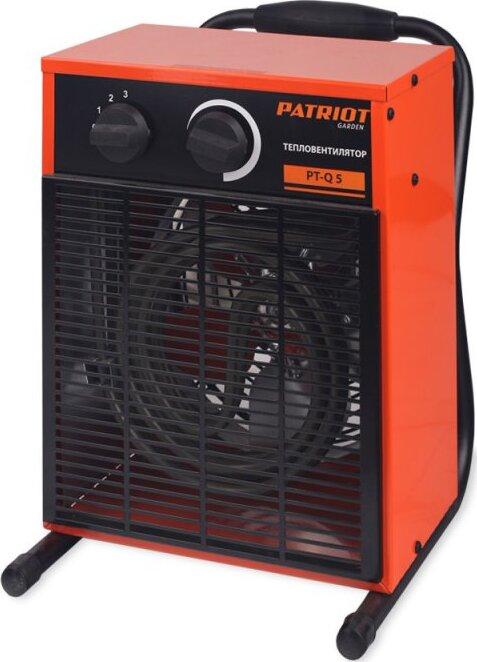 Пушка тепловая электрическая PATRIOT PT-Q 5