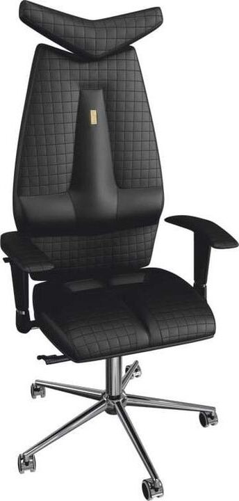 Офисное кресло Kulik System Jet, 301, черный