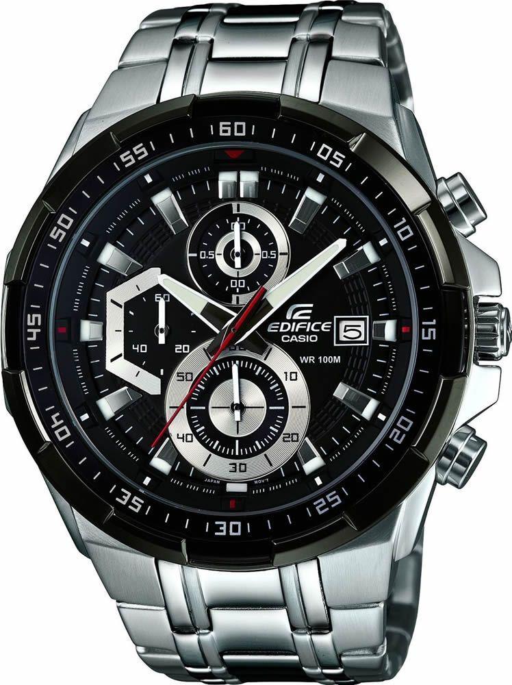 Фото - Наручные часы Casio EFR-539D-1A наручные часы casio efr 539d 1a
