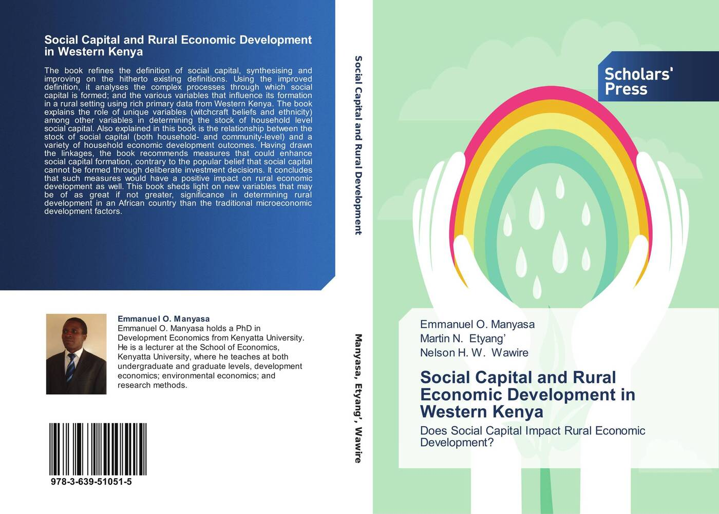 Emmanuel O. Manyasa,Martin N. Etyang' and Nelson H. W. Wawire Social Capital and Rural Economic Development in Western Kenya role of social capital in rural livelihood promotion
