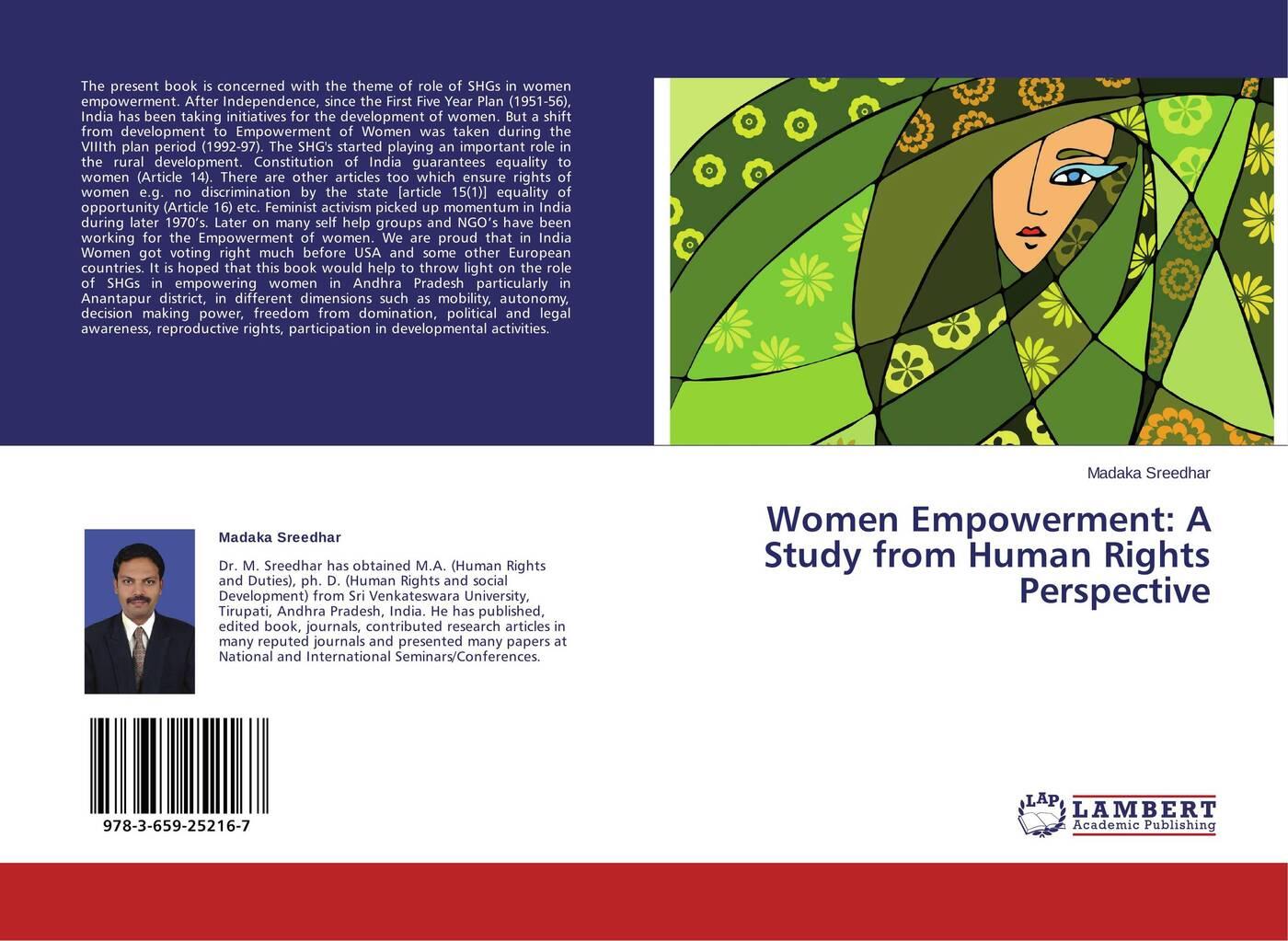 цены на Madaka Sreedhar Women Empowerment: A Study from Human Rights Perspective  в интернет-магазинах