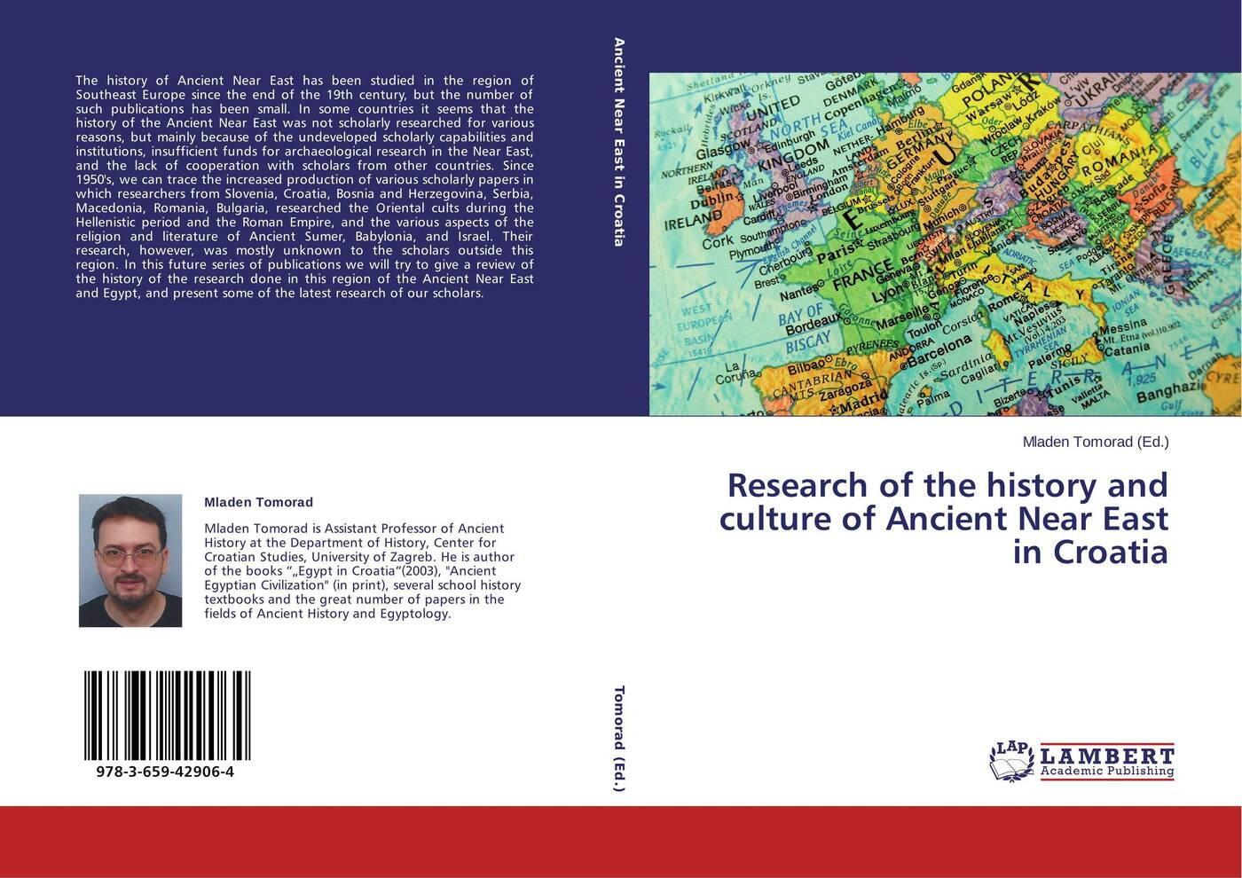 Mladen Tomorad Research of the history and culture of Ancient Near East in Croatia hegel the end of history and the future