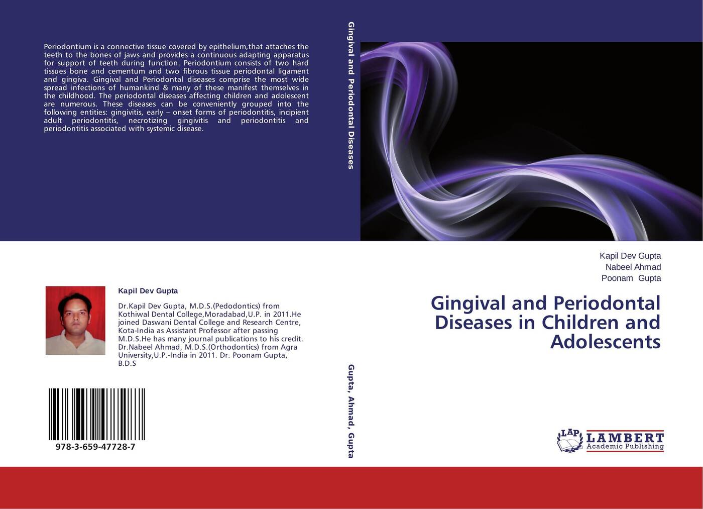 цены на Kapil Dev Gupta,Nabeel Ahmad and Poonam Gupta Gingival and Periodontal Diseases in Children and Adolescents  в интернет-магазинах
