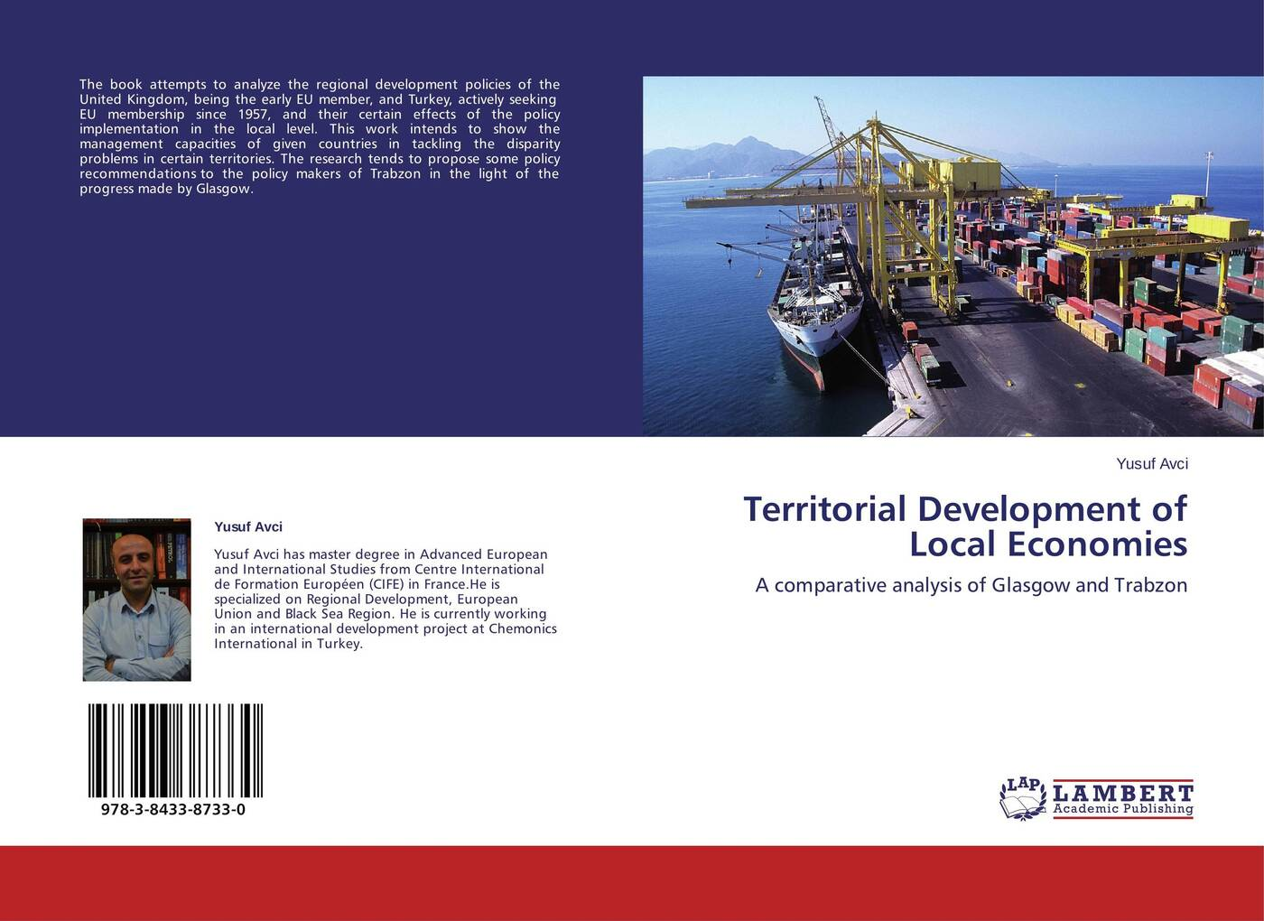 Yusuf Avci Territorial Development of Local Economies knowledge to policy making the most of development research