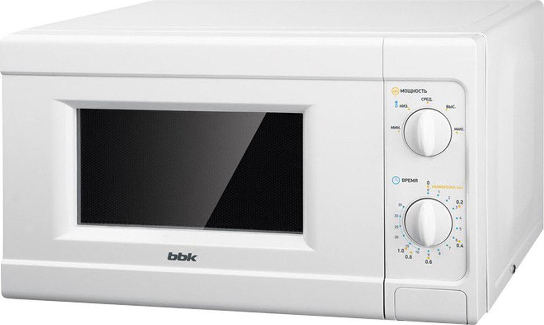 Микроволновая печь BBK 20MWS-705M/W/RU, белый