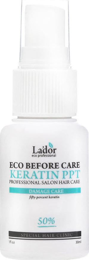 Жидкий кератин для волос Lador Eco Before Care Keratin PPT 30ml