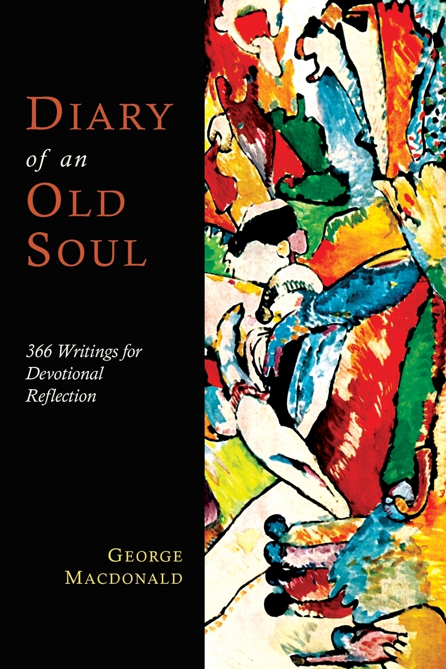 Diary of an Old Soul. MacDonald George