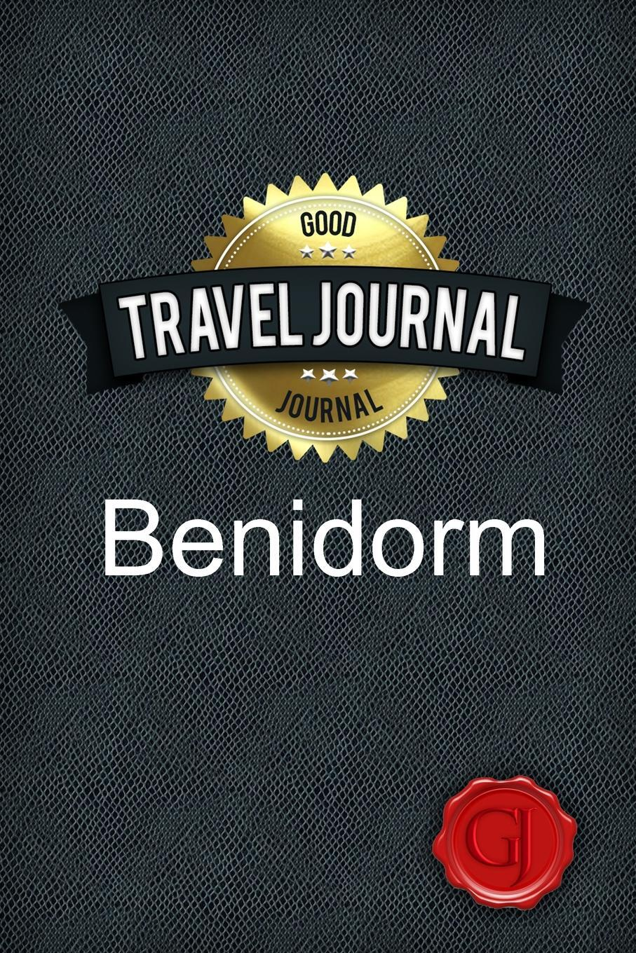 Travel Journal Benidorm. Good Journal