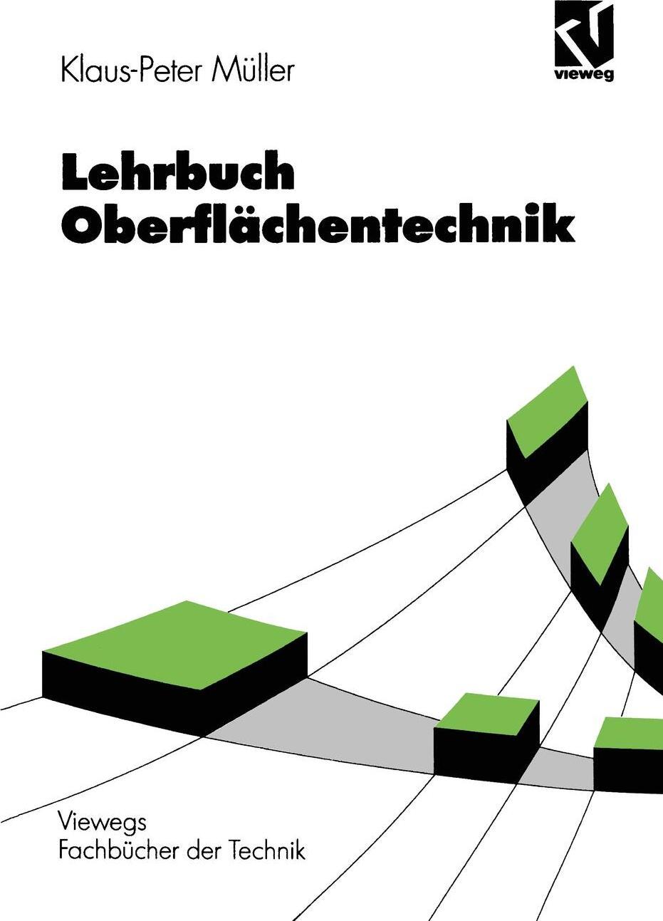 Lehrbuch Oberflachentechnik