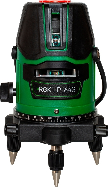 Уровень лазерный автоматический RGK LP-64G