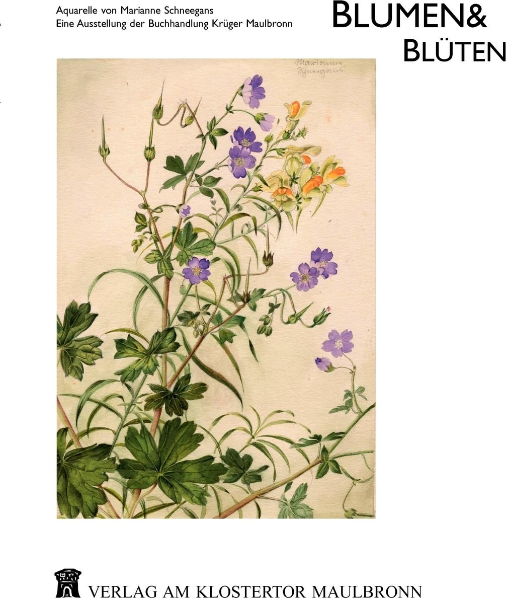 Reto Krüger. Blumen & Bluten