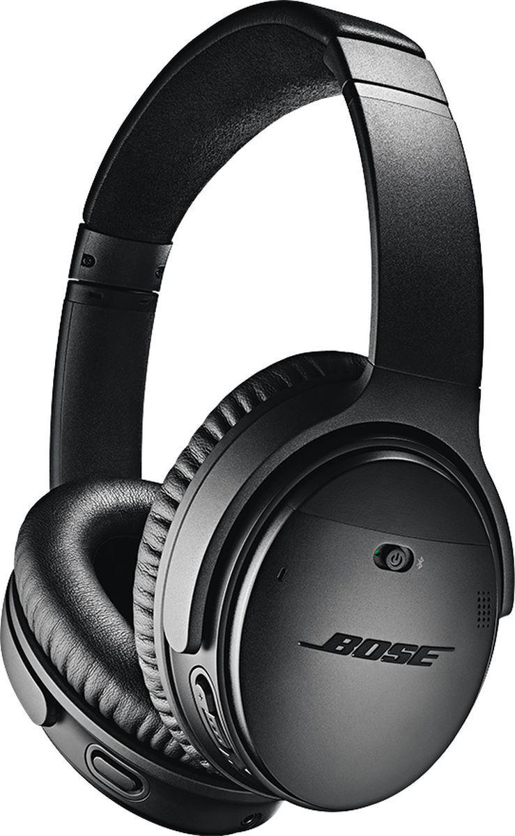 Беспроводные наушники Bose QuietComfort 35 II, черный