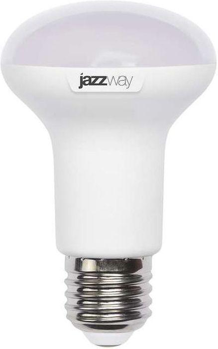 Лампочка Jazzway PLED-SP R63, Холодный свет 8 Вт, Светодиодная