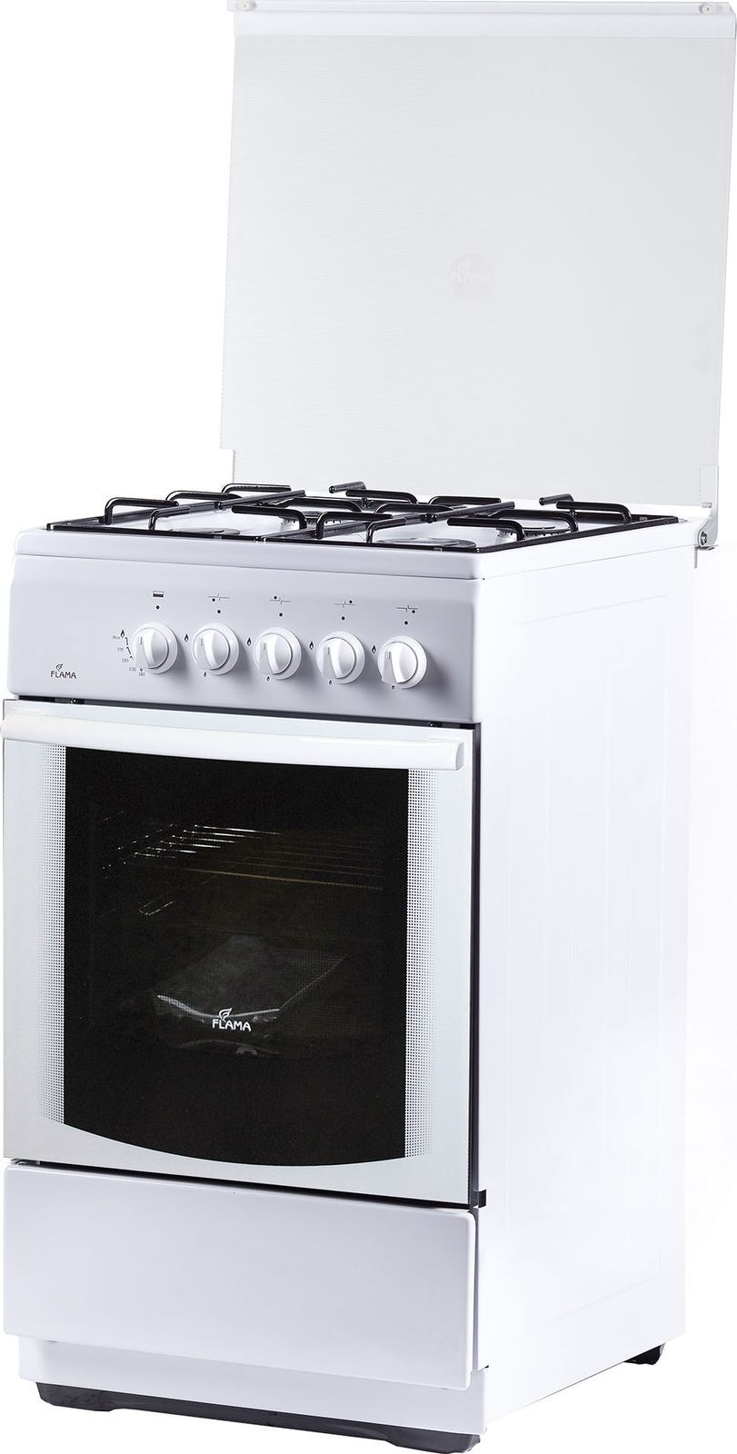 Кухонная плита Flama FG 2406 B, коричневый