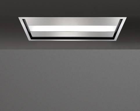 Кухонная вытяжка Falmec NUVOLA ISOLA 90 IX  ECP (без мотора) белая покраска