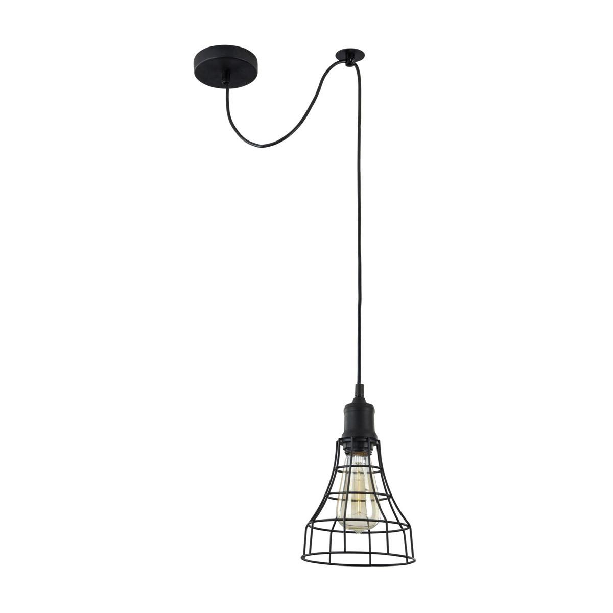 Потолочный светильник Maytoni Denver T449-PL-01-B, E27, 40 Вт