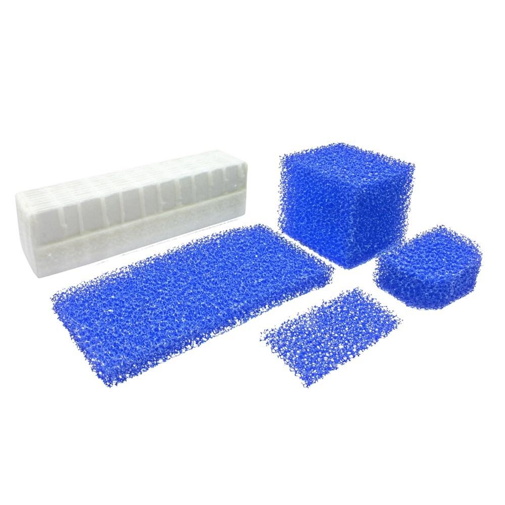 Набор синтетических фильтров Ozone для пылесоса THOMAS TWIN T2 AQUAFILTER