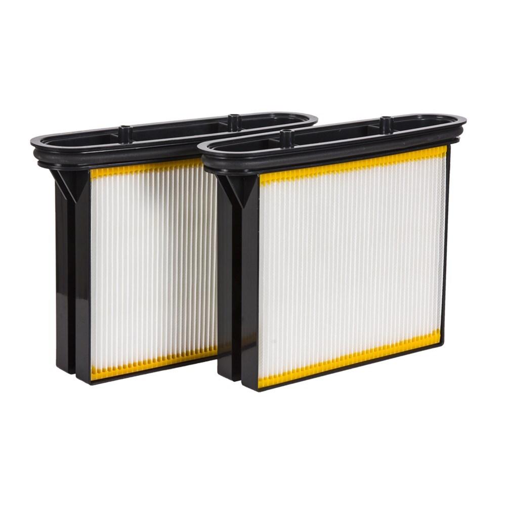 Комплект синтетических HEPA-фильтров Euroclean для пылесоса METABO SHR 2050 M