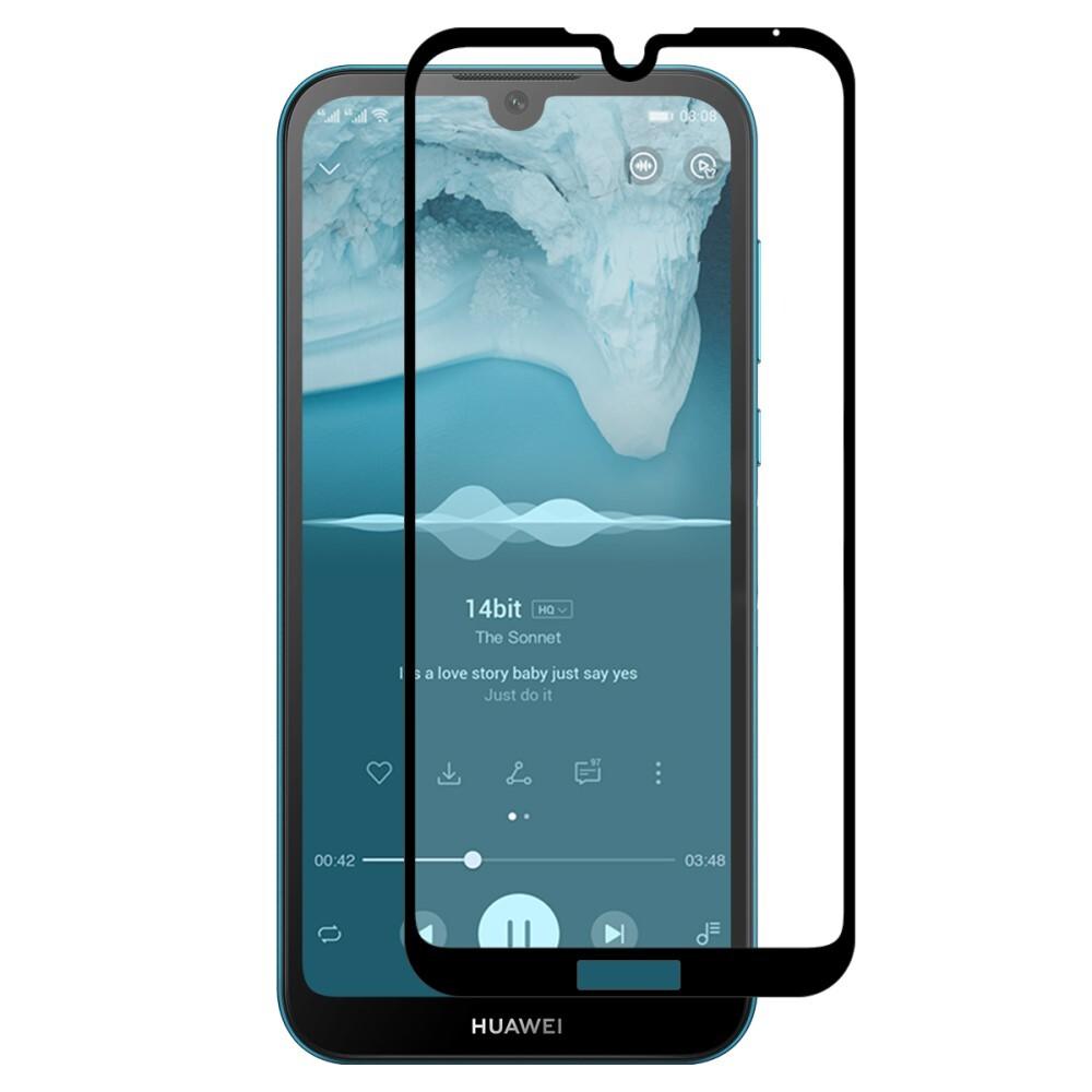Защитное стекло ZotZot для Huawei Honor 8S полноэкранное