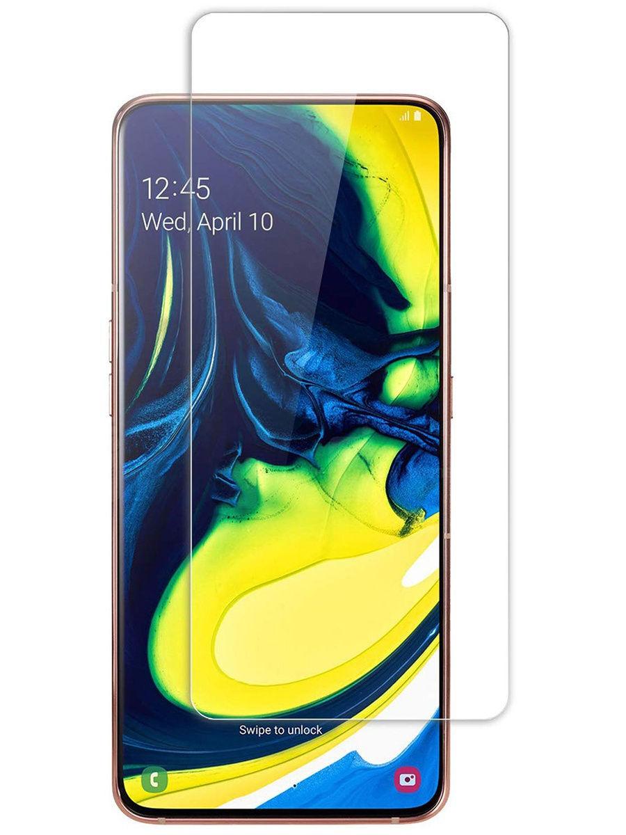 Защитное стекло для Samsung Galaxy A90. Противоударная сверх защита 9H для Самсунг Галакси А90, DIMD