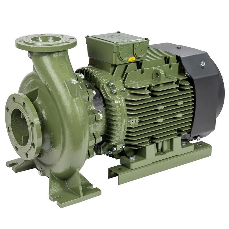 Насос консольно-моноблочный фланцевый SAER IR 32-160C, кВт 2,2
