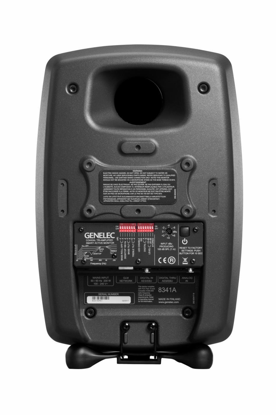Genelec 8341AP активный 3-полосный коаксиальный монитор ближнего поля