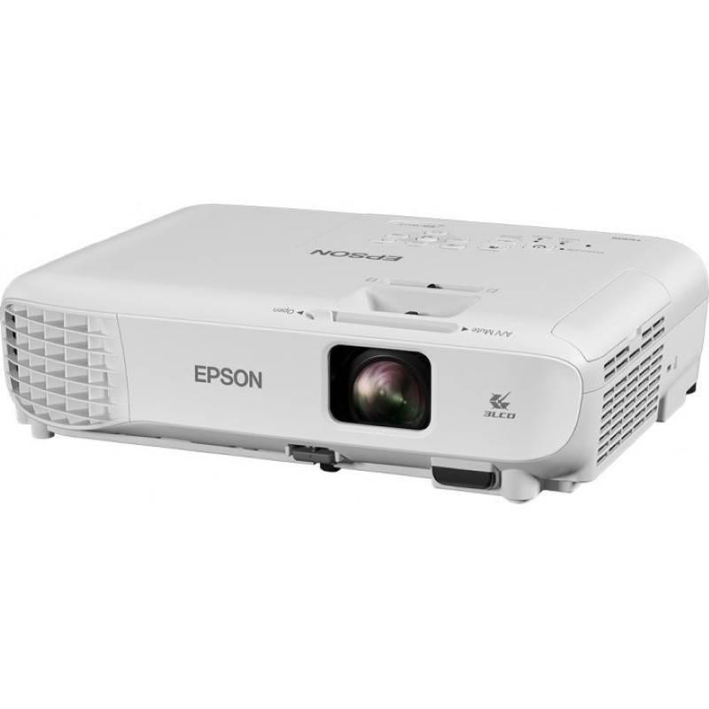 Видеопроектор мультимедийный Epson EB-W05