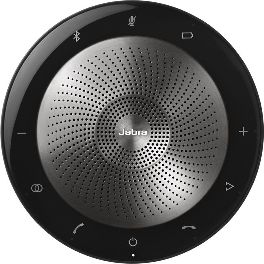 устройство громкой связи jabra speak 710 ms, черный