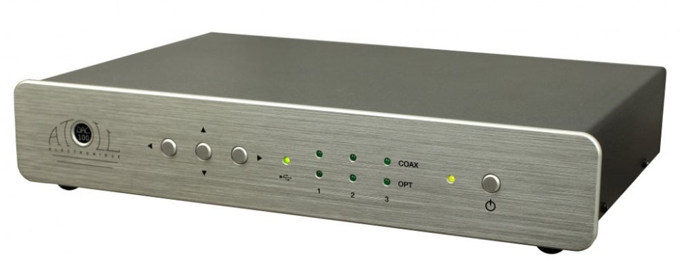 Цифро-аналоговый преобразователь Atoll DAC100 Signature