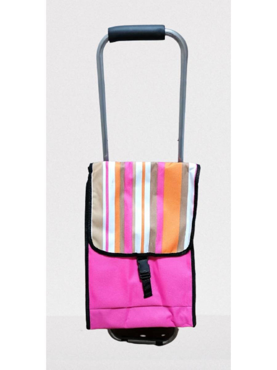 сумка-тележка praktische home