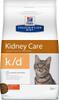 Сухой диетический корм для кошек Hill's Prescription Diet k/d Kidney Care при профилактике заболеваний почек, с курицей 5 кг - изображение