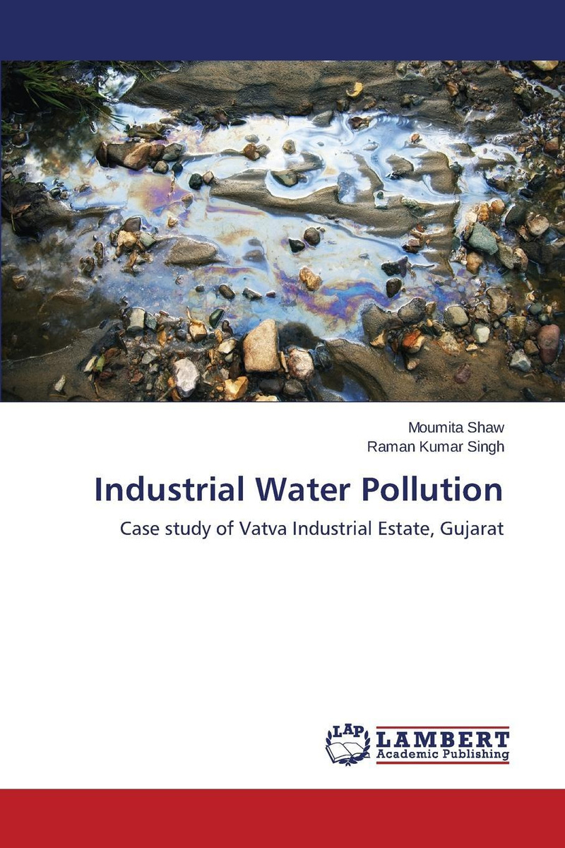 Industrial Water Pollution #1