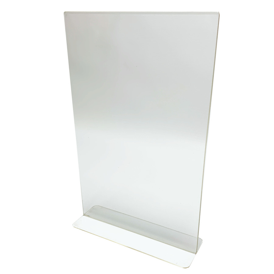 Подставка настольная для рекламных материалов двусторонняя, вертикальная А5 (210х148мм))  #1