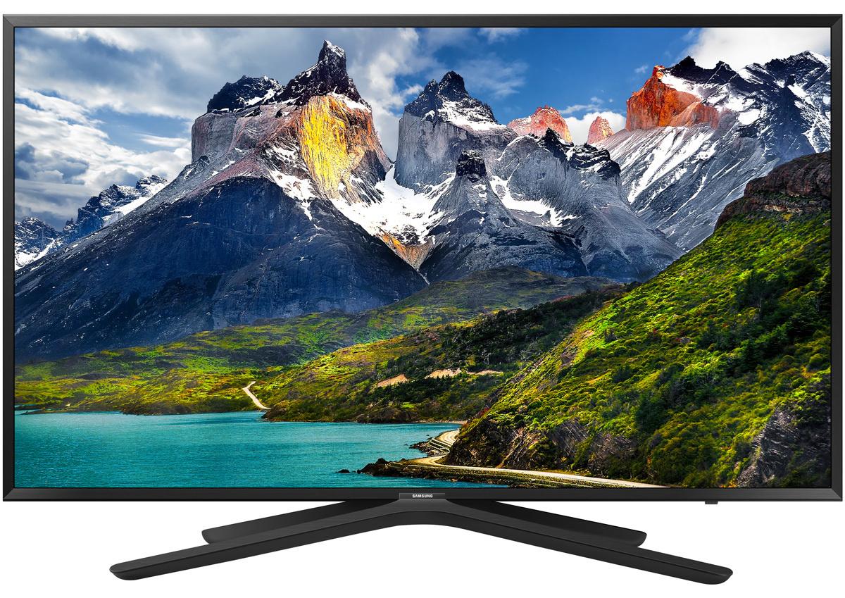 """Full HD Телевизор Samsung UE43N5500AUX 43"""" #1"""