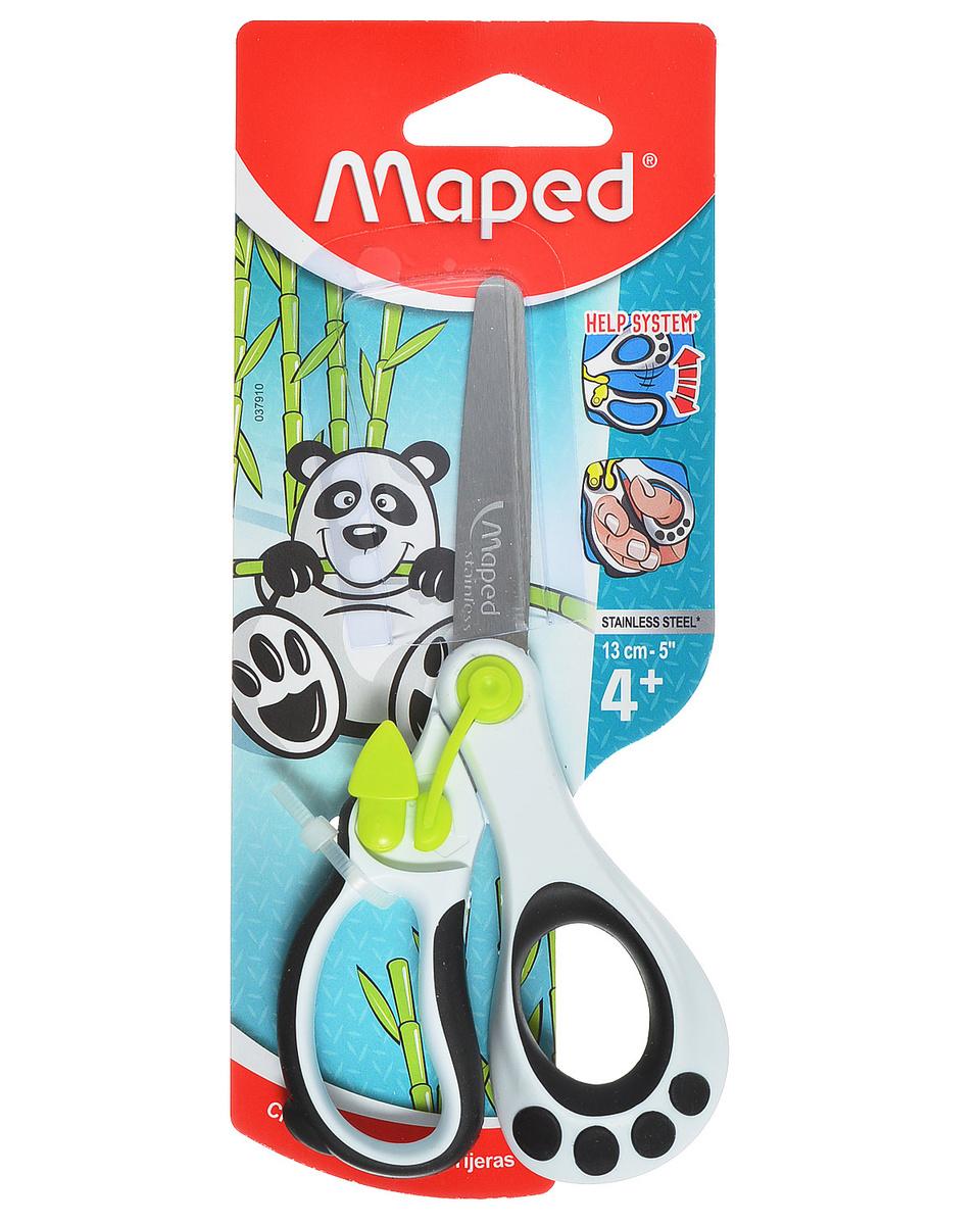 Ножницы Maped Koopy с механизмом авто открывания, длина 13 см #1
