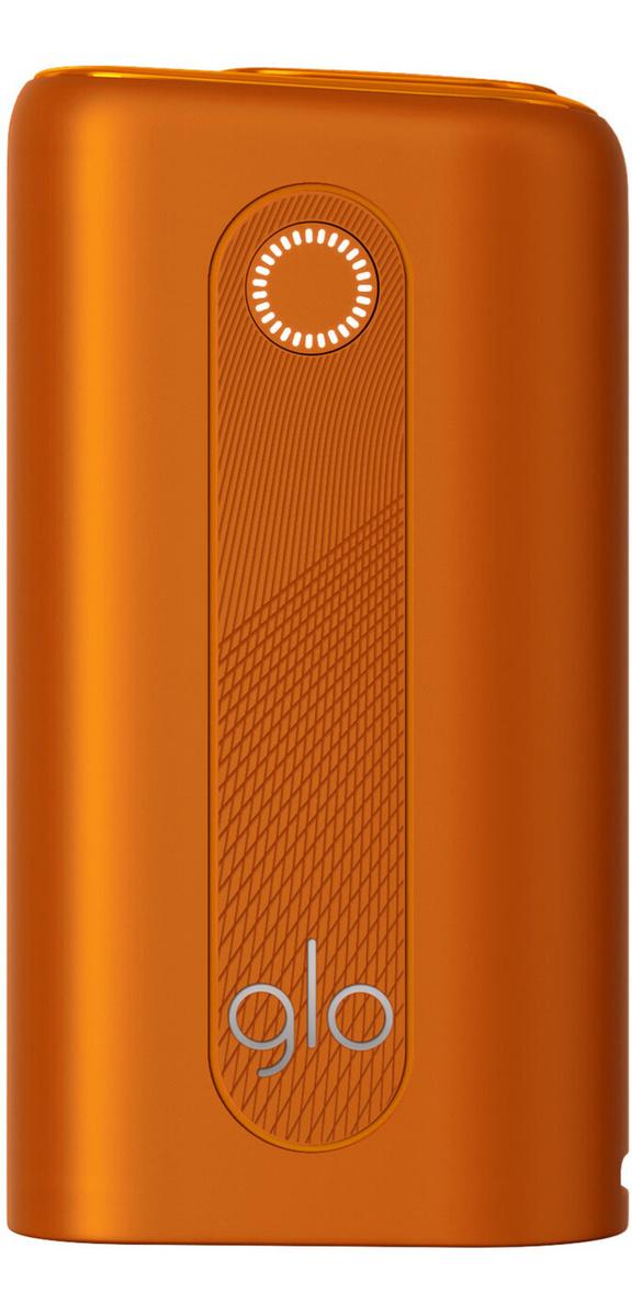Стартовый набор glo Hyper оранжевый #1