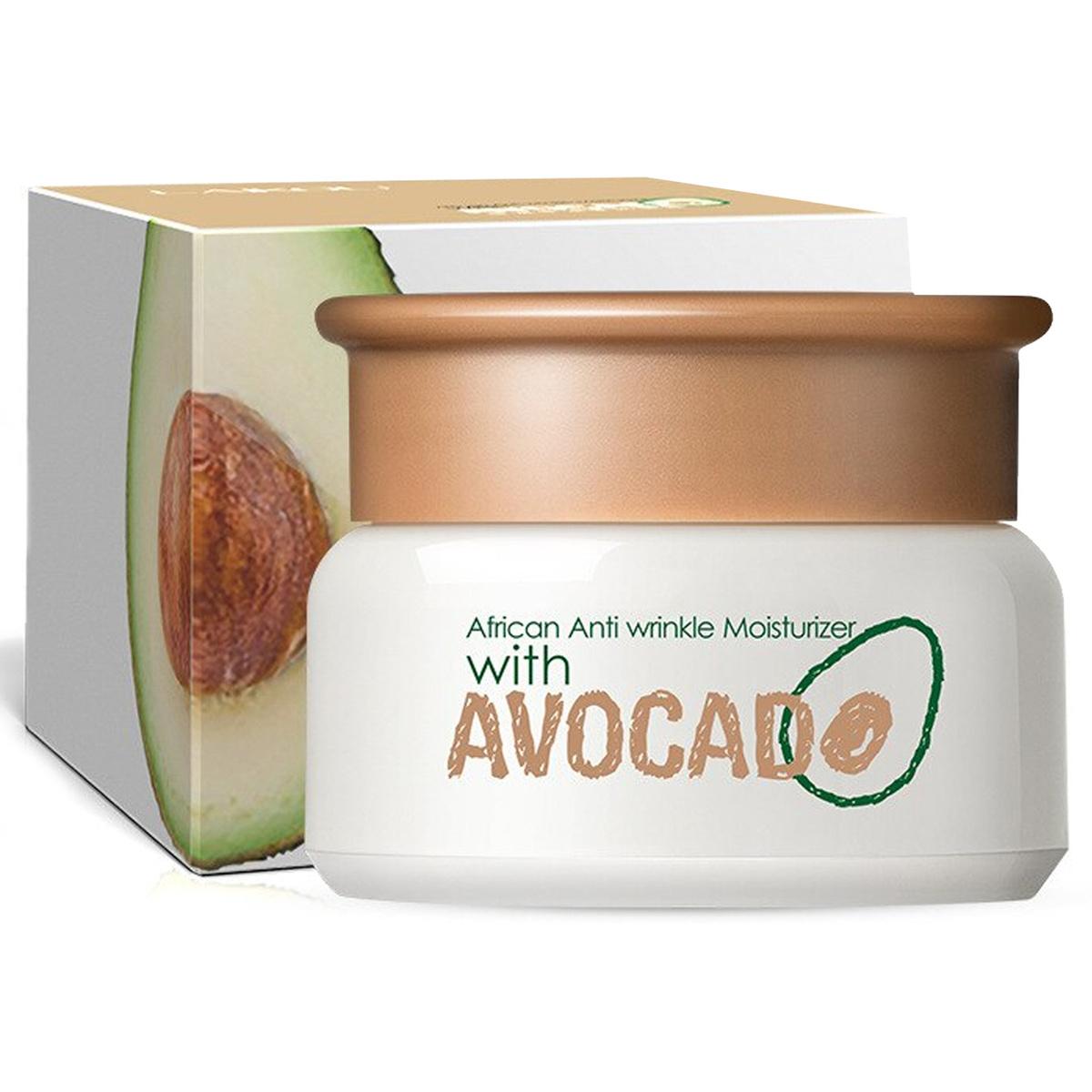 Laikou Увлажняющий крем против морщин с авокадо, 35гр. #1