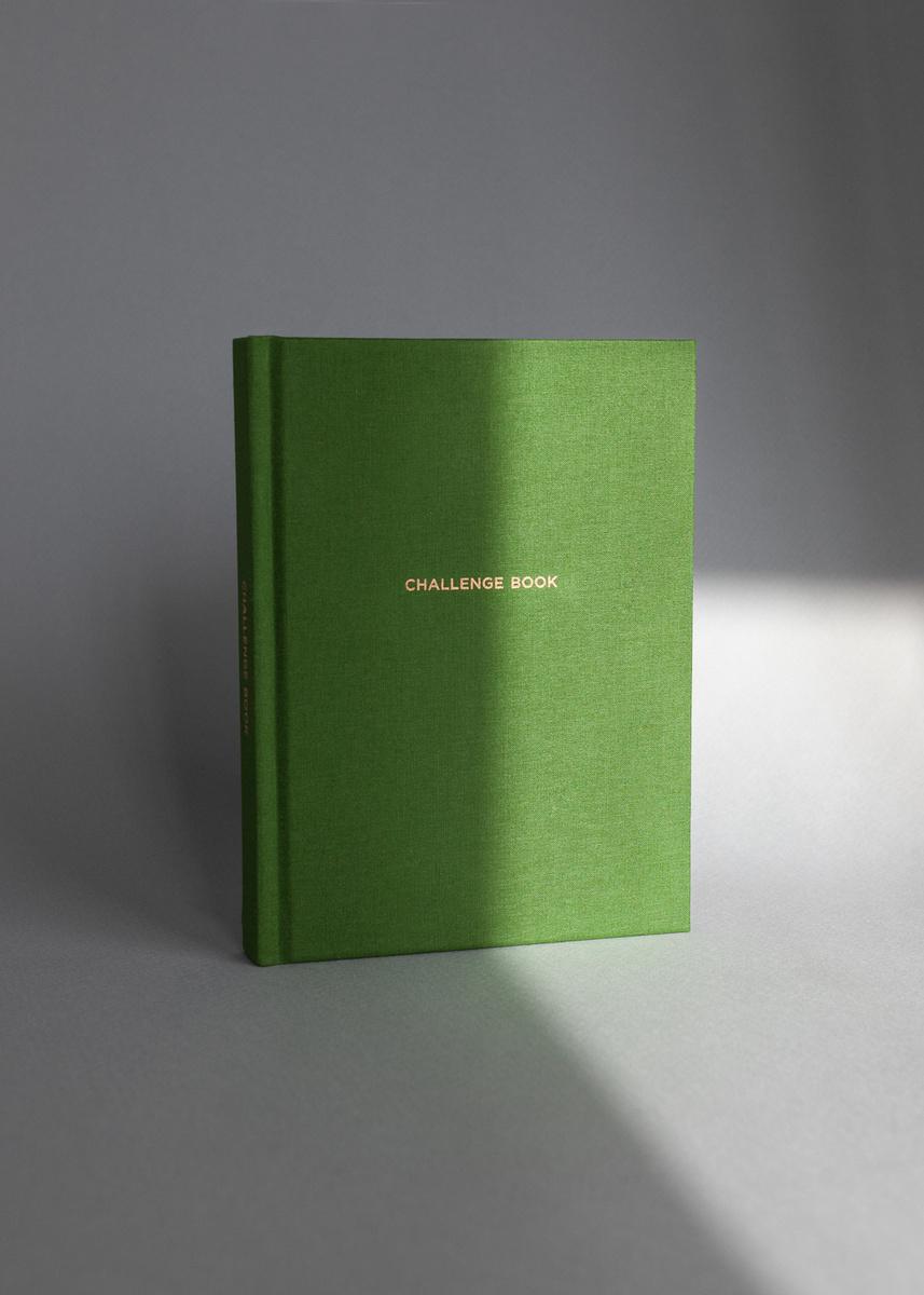 Ежедневник Challenge Book #1