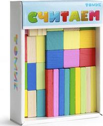 Кубики Томик Считаем, 1-85. Учимся играя