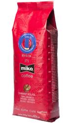 MIKO Diamant Rouge Кофе в зернах 250 г. Arabica 100%. Зерновой кофе для кофемашины. Арабика Зерно 100%. Grand MILANO