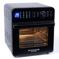 Мини-печь RAWMID Modern, черный. Все для кухни 21 века